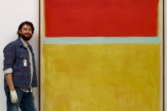 Sean and Mark Rothko